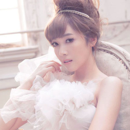 Girls Generation Jessica profile