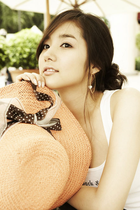 Korean actress Park Min Young profile
